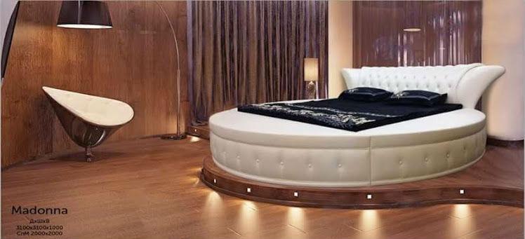 круг кровать